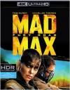 Mad Max: Fury Road (4K UHD Review)