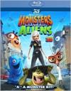 Monsters vs. Aliens 3D