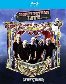Monty Python Live (Mostly): One Down, Five to Go (Blu-ray Review)