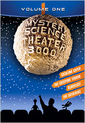 Mystery Science Theater 3000: Volume I