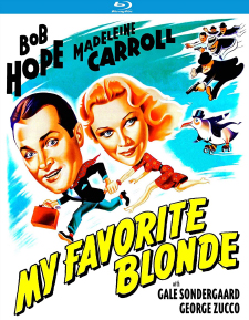 My Favorite Blonde (Blu-ray Review)