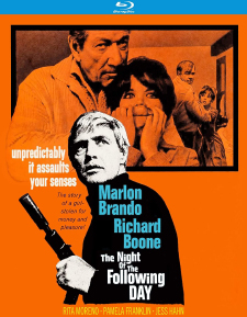 Night of the Following Day, The (Blu-ray Review)