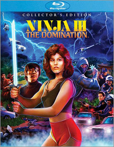 Ninja III: The Domination – Collector's Edition (Blu-ray Review)
