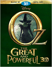 Oz: The Great and Powerful 3D (Blu-ray 3D Review)
