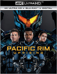 Pacific Rim: Uprising (4K UHD Review)