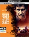 Patriot Games (4K UHD Review)