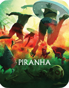 Piranha: Limited Edition Steelbook (Blu-ray Review)