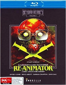 Re-Animator: Collector's Edition (Region B Blu-ray Review)