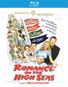 Romance on the High Seas (Blu-ray Review)