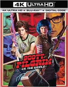 Scott Pilgrim vs. the World (4K UHD Review)