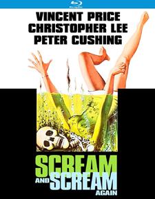 Scream and Scream Again (Blu-ray Review)