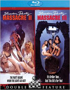 Slumber Party Massacre II / III (Double Feature)