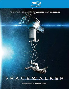 Spacewalker (aka Vremya pervykh) (Blu-ray Review)