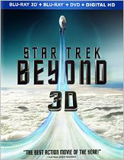 Star Trek Beyond 3D (Blu-ray 3D Review)