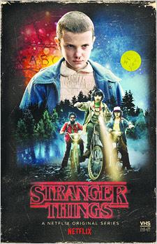 Stranger Things: Season 1 (Blu-ray Review)