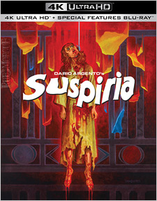 Suspiria (1977) (4K UHD Review)