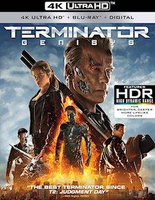 Terminator Genisys (4K UHD Review)