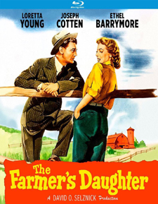 Farmer's Daughter, The (Blu-ray Review)