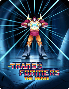 Transformers, The: The Movie (Steelbook) (4K UHD Review)