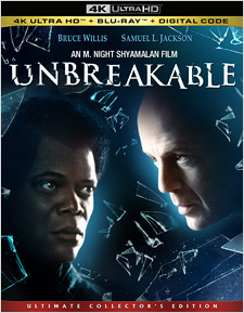 Unbreakable (4K UHD Review)