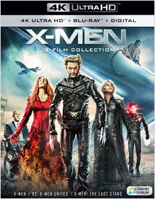 X-Men: 3-Film Collection (4K UHD Review)