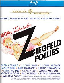 Ziegfeld Follies (Blu-ray Review)